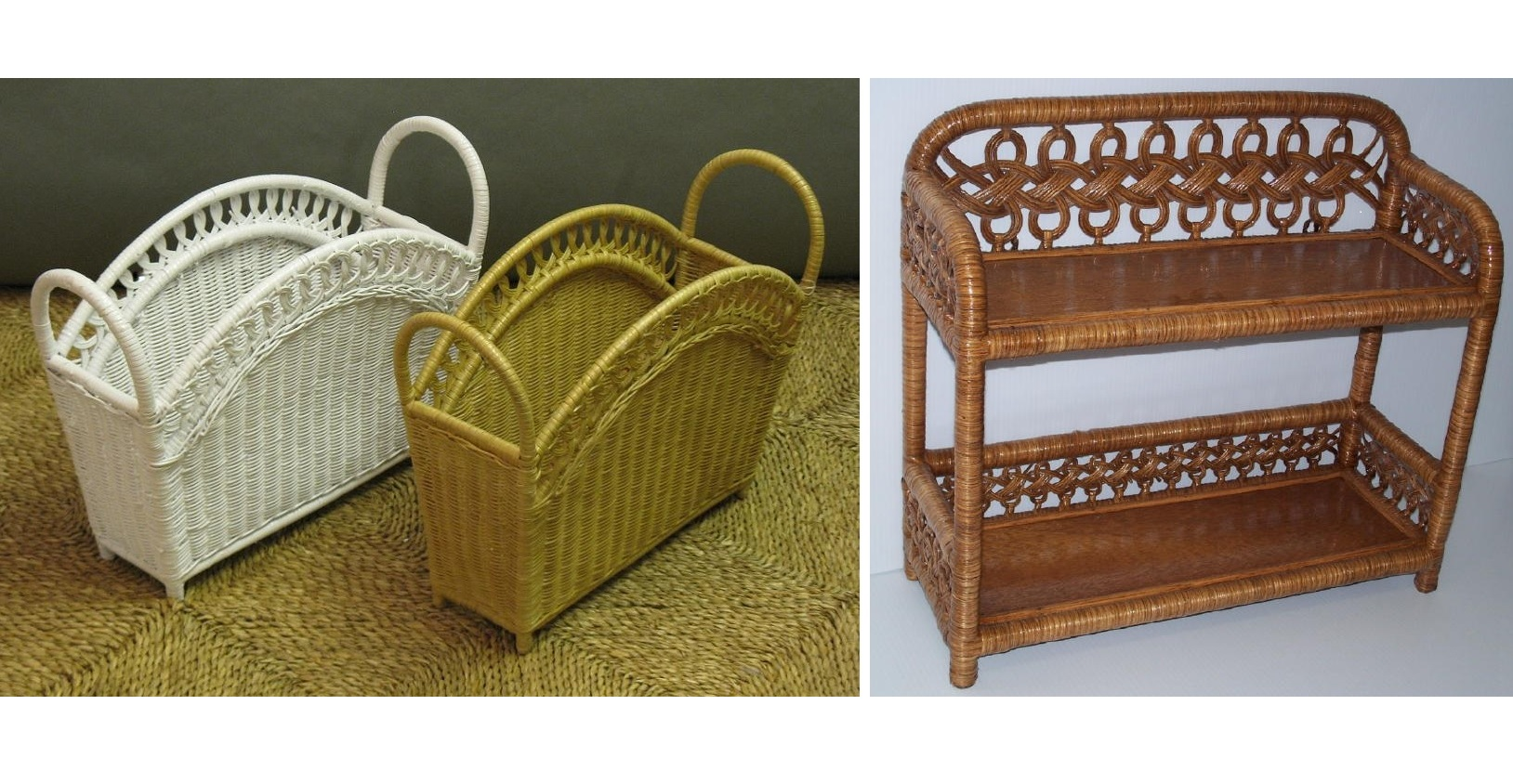 Wicker Decor & Accessories