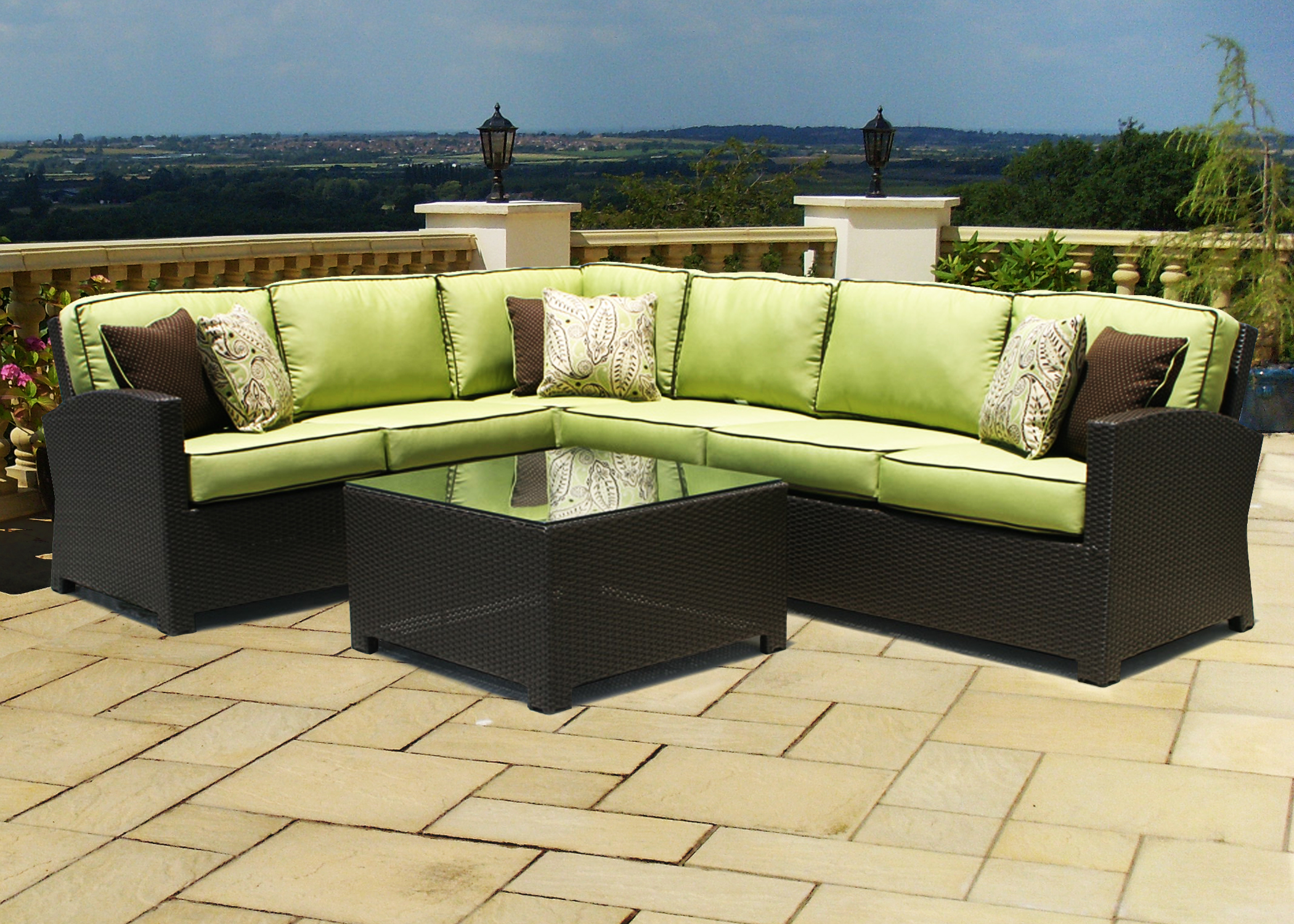 Cabo Outdoor Wicker Collection
