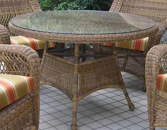 "42"" Outdoor Dining Table"