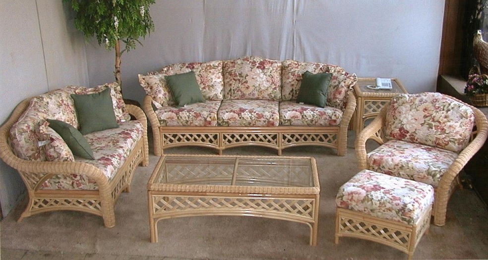 Grand Cayman Rattan and Wicker Collection