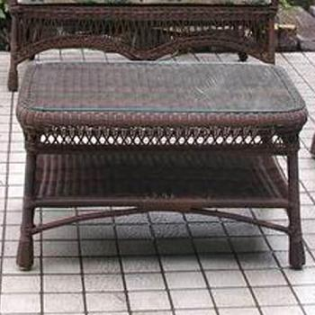 Mackinac Outdoor Wicker Coffee Table