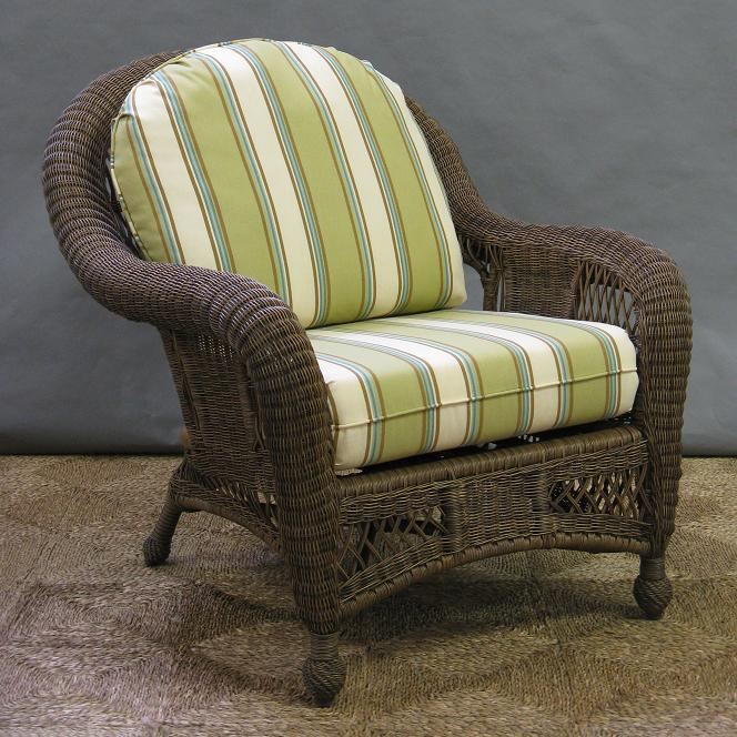 outdoor wicker chair this is a deep seating all weather wicker chair