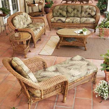 Charleston Wicker Collection