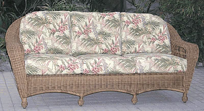 Charleston Outdoor Wicker Sofa